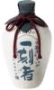 r一刻者 陶器 27°芋焼酎 一刻者の陶器入りは・・・